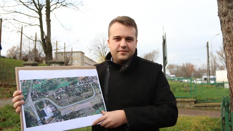 Prezydent Miasta Marek Materek