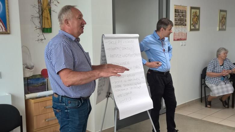Szymon Jarosz i Marcin Bednarczyk